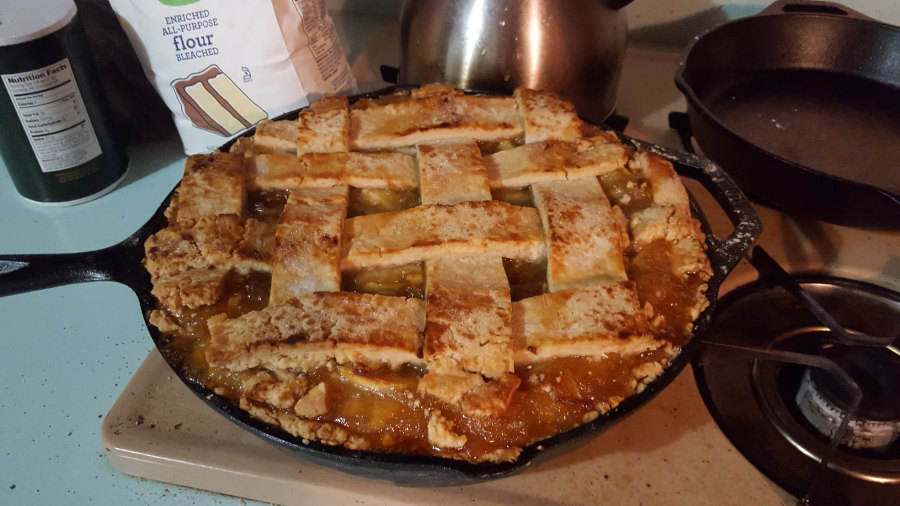 Facet Feature Recipe: Jacob's Best-in-Show Apple Pie