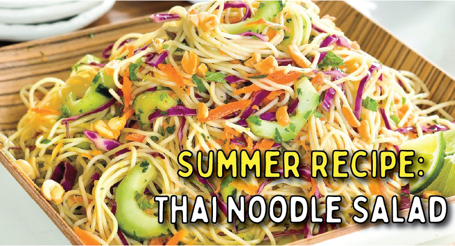 Facet Feature Recipe: Annette's Thai Noodle Salad